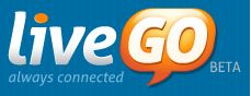 Access Facebook, Twitter, Hotmail, Gmail, Yahoo Messenger on a Single Site - LiveGo