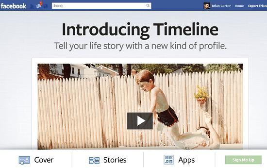How To Sign up for Facebook Timeline