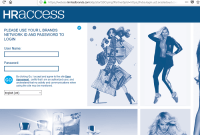 ACES ETM HR ACCESS Login Portal