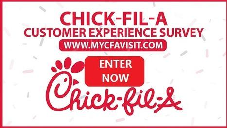mycfavisit chickfila survey