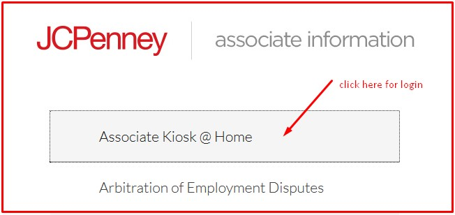 Jc Penney Associate Kiosk Login Guide Jtime Launchpad