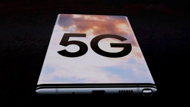 5G версия Galaxy Note 10 и Galaxy Note 10+