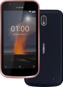 nokia1 with Android Go Edition