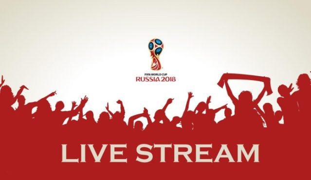 FIFA World Cup 2018 Live Stream 1