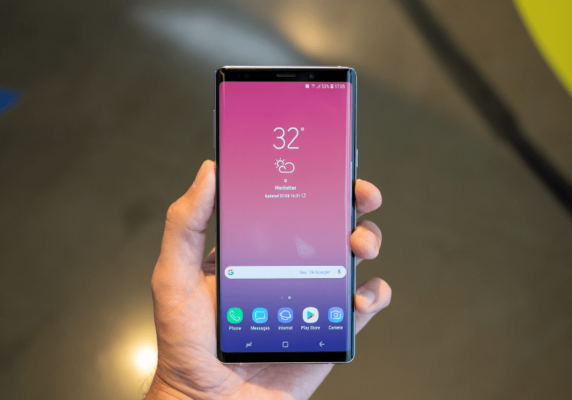 Samsung Galaxy Note 9 Pre-Bookings Started In India, Prices Starts From Rs 67,900 6