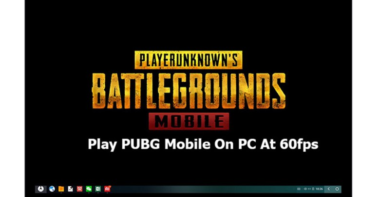 Play PUBG Mobile in PC with full graphics settings