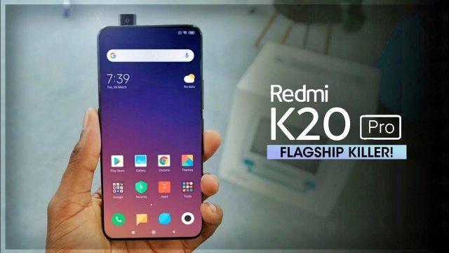 Redmi K20 Pro's Hi-Fi DAC