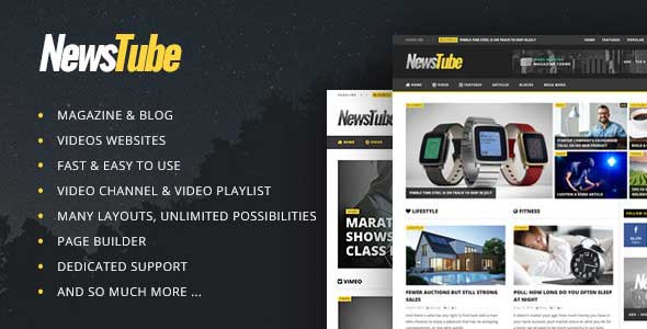 News-Tube-theme