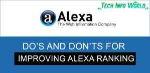 Improve-alexa-ranking