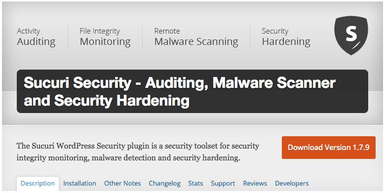 sucuri-wordpress-security-plugin