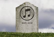 iTunes Shutting Down