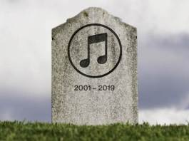 iTunes Shutting Down