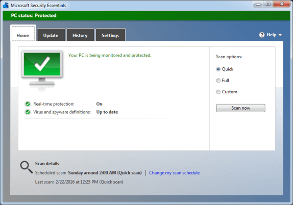 Scan your full PC with a Good Antivirus