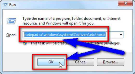 Check System Host File