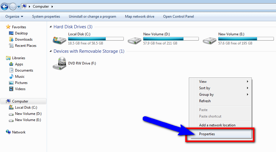 Check your Hard Disk configuration 0x00000024