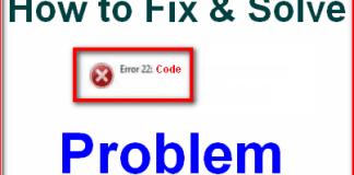Raidcall Error 22