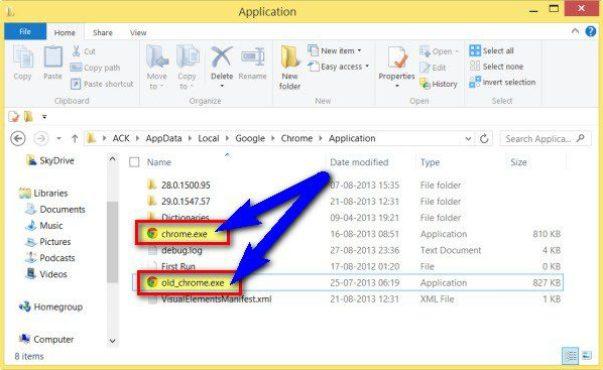 Fix by delete & add Chrome in Windows Firewall