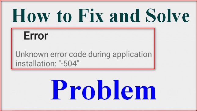 [SOLVED] Error Code 504 Problem Instantly (100% Working)