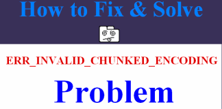 ERR_INVALID_CHUNKED_ENCODING