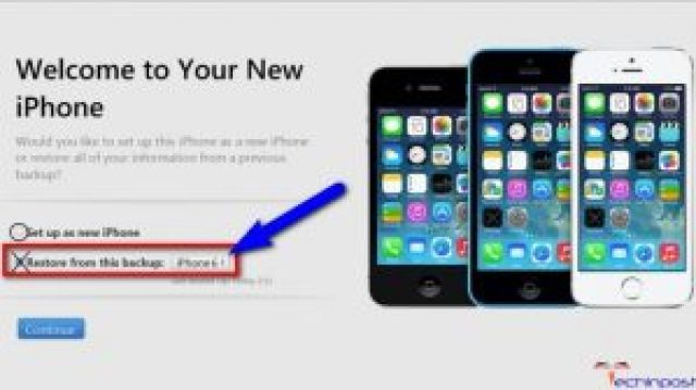Restore without SIM Card