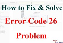 Error 26