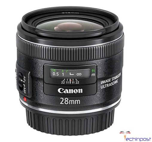 Use a Canon Lens on your Device
