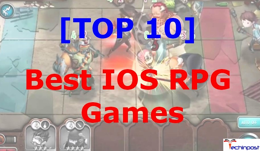TRENDING] Latest Best Free RPG Games for iPhone: (Download Now)