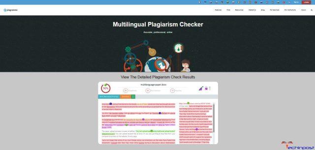 Plagramme Website