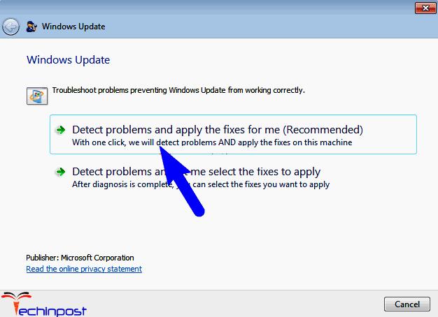 FIXED] Windows Update Error 80072ee2 Code Issue (100% Working)