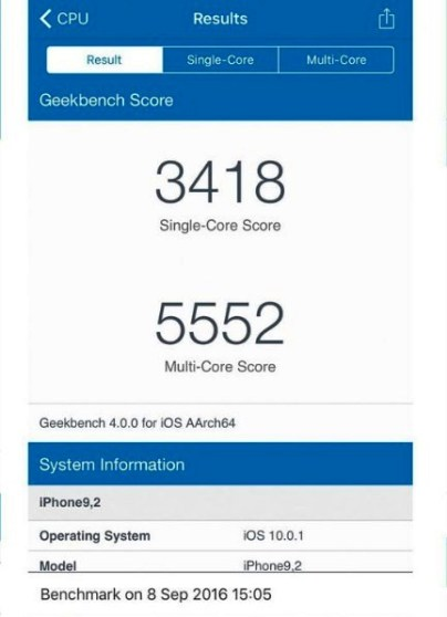 iPhone 7 Plus – Performance
