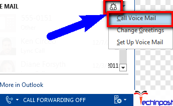 Call your Own Phone Number to Get into Voicemail