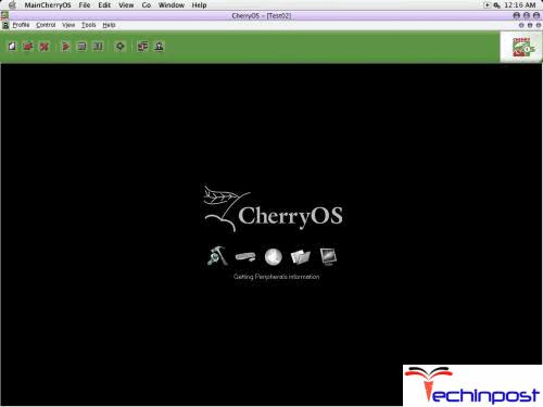 CherryOS MAC Emulator for Windows