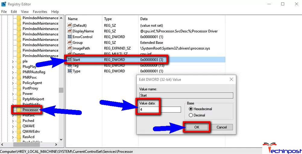 Disable Faulty Driver from your Windows PC