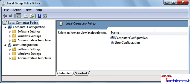 Tweaking Local Group Policy on your Windows PC This App Has Been Blocked For Your Protection
