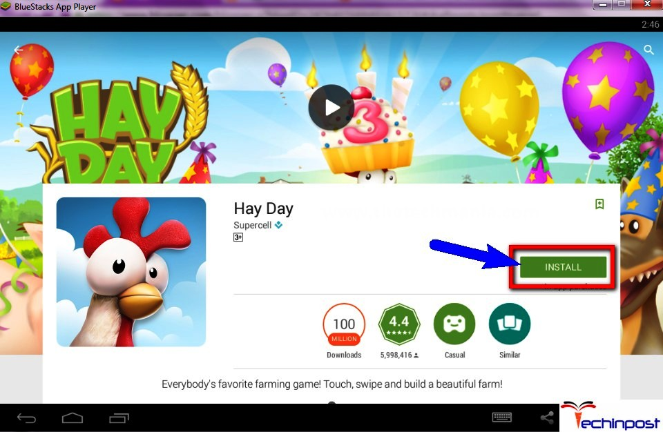 download hay day game for pc without bluestacks