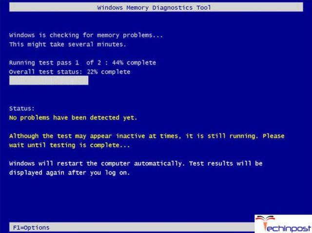 Run the Hardware Diagnostic