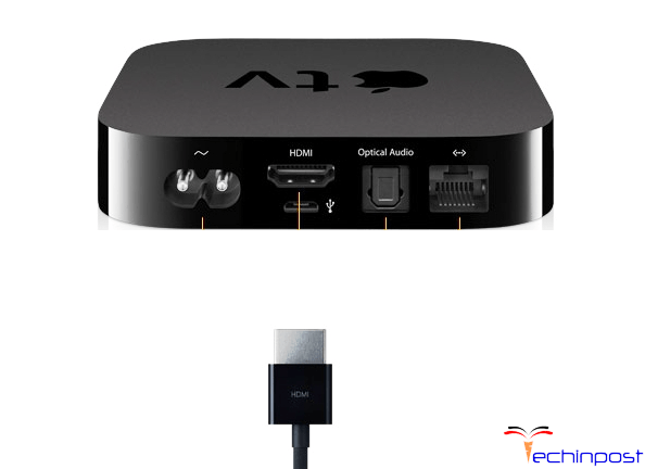 Unplug & Plug it again your Apple TV Wire