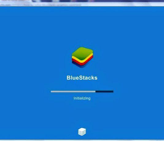 Bluestacks Stuck on Initializing