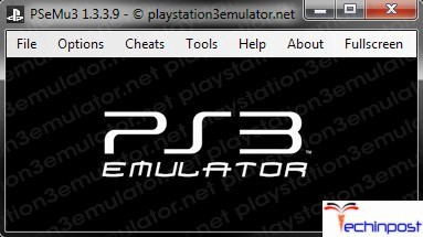 PSeMu3 PS3 Emulator