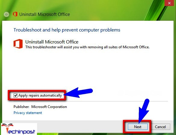Remove Traces of the Previous Installation The Operating System is not Presently Configured to Run this Application