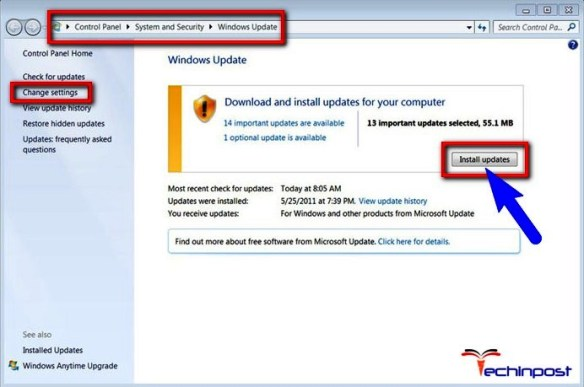 Update Asus Touchpad Driver