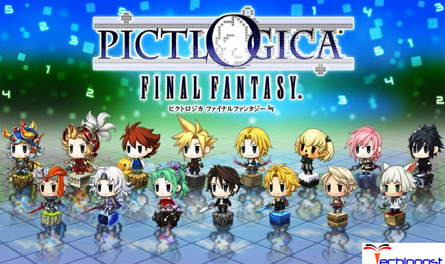 (E3) Pictlogica Final Fantasy Puzzle Game Coming to Nintendo 3DS in Japan [Square Enix]