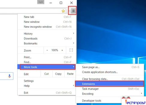 you should eliminate these extensions ASAP once you identify them as they not only slow your PC but also infects it deeply