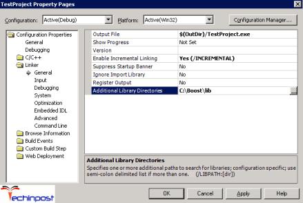 C++ Libraries