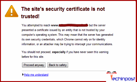 By Avoiding Websites with Expired SSL Certificates