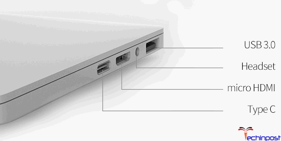 GPD Pocket Mini Ports & Connectivity