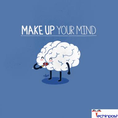 MAKE YOUR MIND UP
