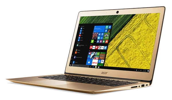 Acer Swift 3 SF314 Operating System