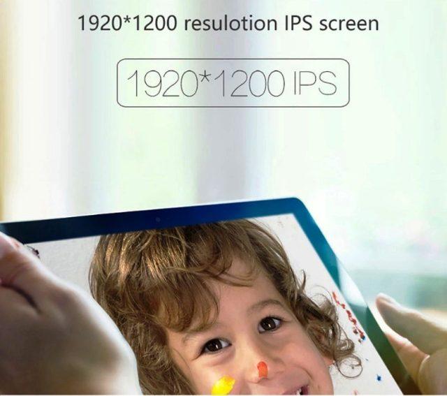 VOYO i8 Plus Display