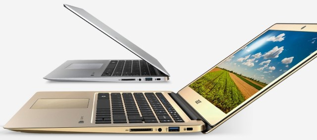 Acer Swift 3 SF314 Ports & Connectivity